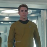 Chris Pine als James T. Kirk